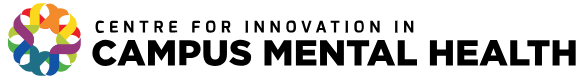 Centre for Innovation in Campus Mental Health logo