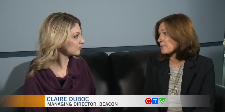 Bianca Millions speaks with Claire Duboc.