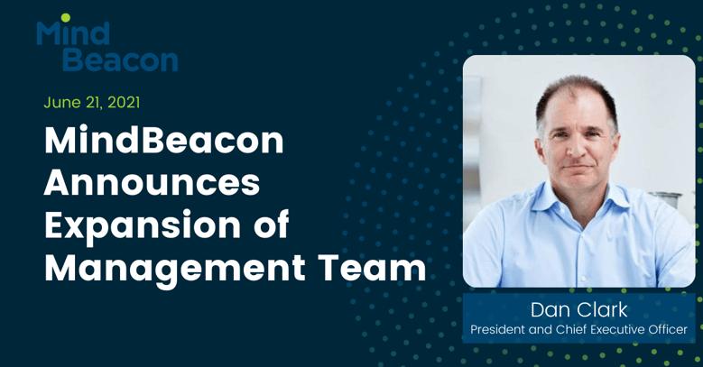MindBeacon Announces Expansion of Management Team No Button