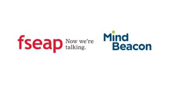 Family Services Employee Assistance Program and MindBeacon logo