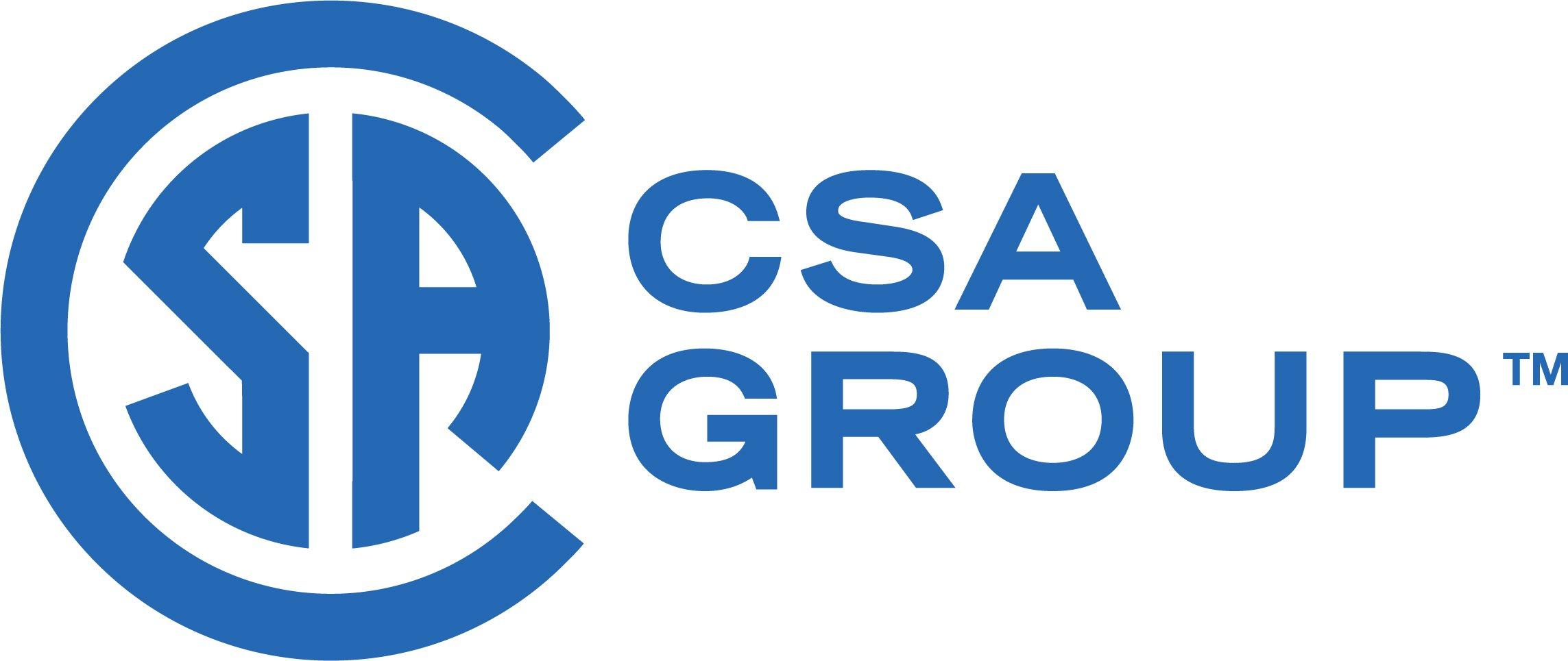 CSA Group Logo - Color - Web Version